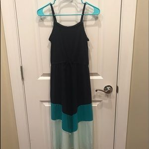 Girls maxi sundress